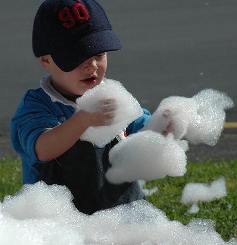 Bubbleplay