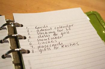 Holidaylist